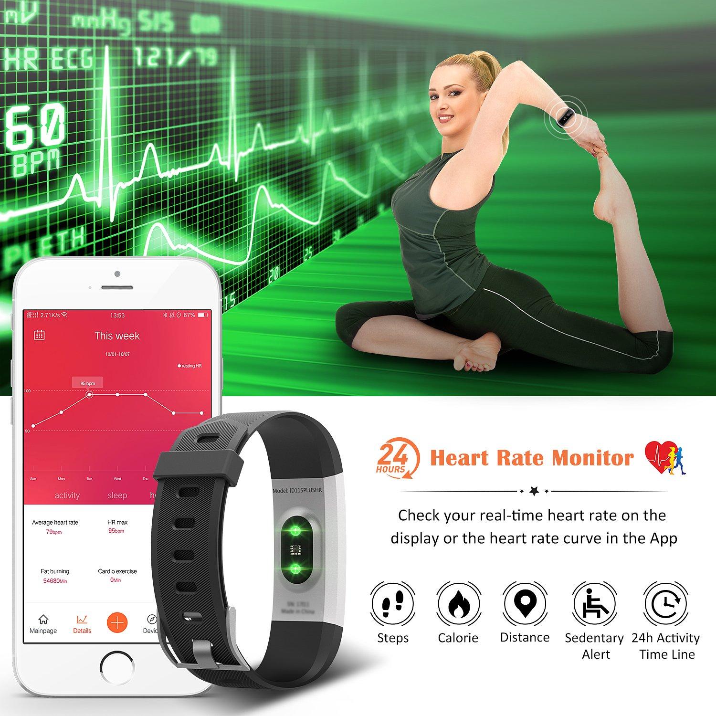 fitness armbanduhr wasserdicht herzfrequenz ohne brustgurt. Black Bedroom Furniture Sets. Home Design Ideas