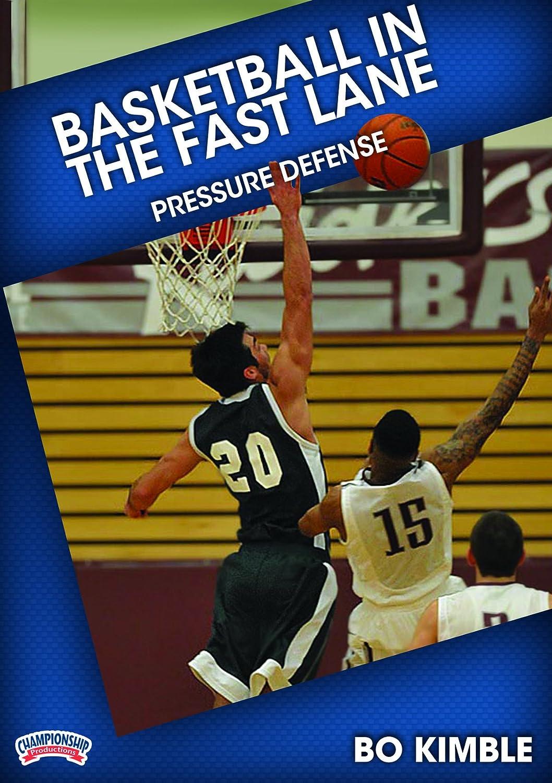 BO Kimble : basket-ball en rapide comme léclair pression - La ...