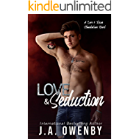 Love & Seduction: A Forbidden Love Suspenseful Standalone Romance: A Love & Ruin Novel (The Love & Ruin Series Book 7) book cover