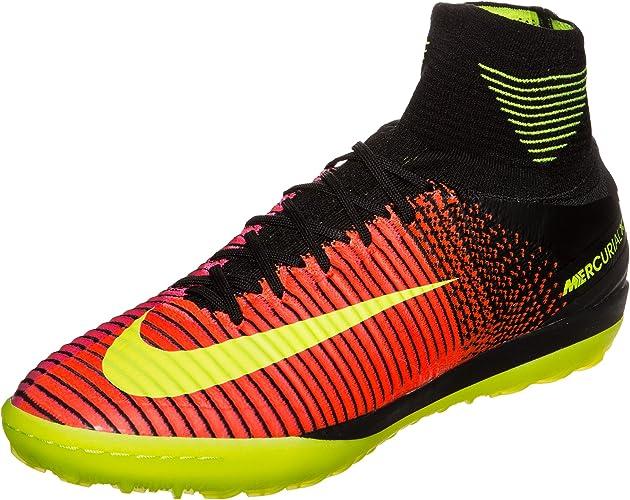 Nike Herren MercurialX Proximo II TF Fußballschuhe, Black