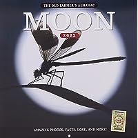 The Old Farmer's Almanac 2022 Moon Calendar