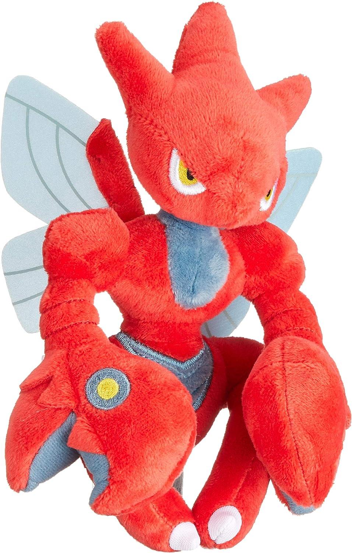Pokemon Center Original Plush Doll fit Scizor