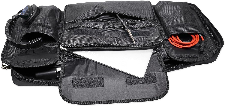 Rockville Carry Bag Case For Behringer DEEPMIND 12 Keyboard Controller