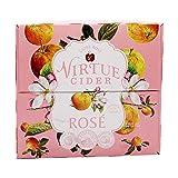 Virtue Cider, Cider Rose, 6pk, 12 Fl Oz