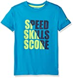 Amazon Price History for:Spalding Big Boys' Core Performance Graphic Tee