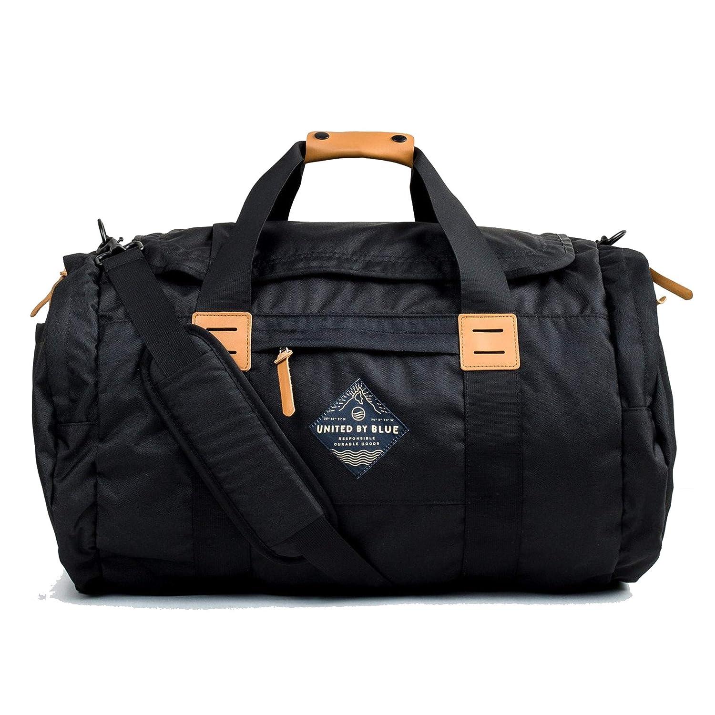 [ユナイテッドバイブルー]UNITED BY BLUE ダッフルバッグ ブラック 55L ARC DUFFLE BLACK [正規輸入品]   B01KACG0ZQ