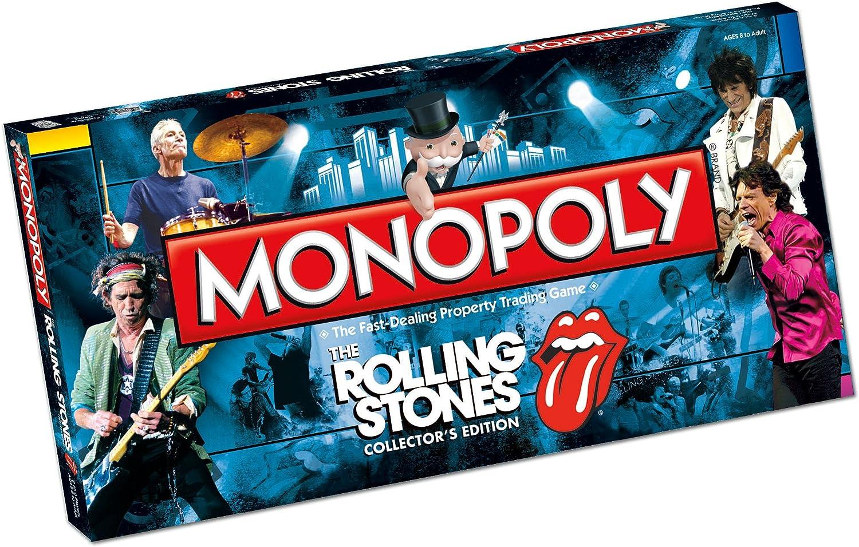 Rolling Stones Monopoly: Rolling Stones Monopoly: Amazon.es: Juguetes y juegos