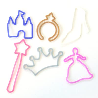 Silly Bandz Princess - 24 Pack: Toys & Games