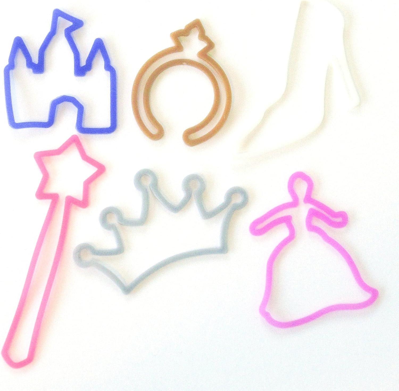 Silly Bandz Princess 48 Pack
