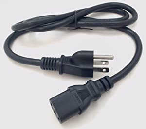 6' Cuisinart CPC-PC600 Power Cord for Electric Pressure Cooker (CPC-600)