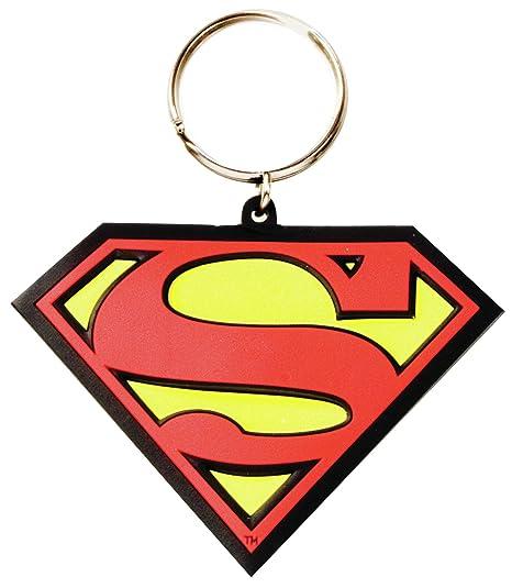 PVC flexible de Superman Llavero (HB): Amazon.es: Hogar