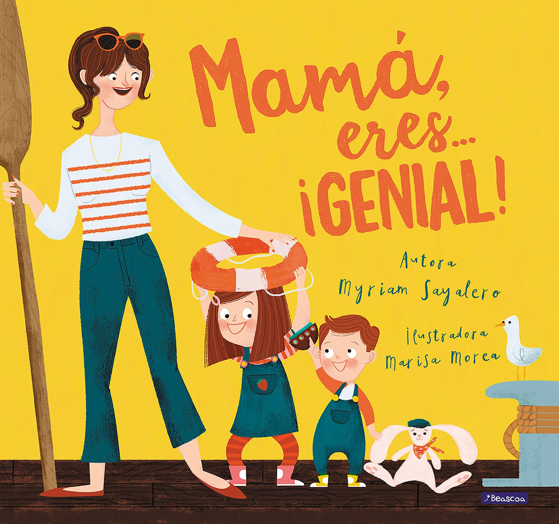 Mamá, eres ¡genial! / Mom, You Are Awesome! (Spanish Edition): Myriam  Sayalero: 9788448847821: Amazon.com: Books