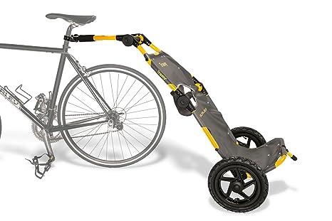 Burley Travoy Bicicleta Cargas Colgante, Amarillo, One Size ...