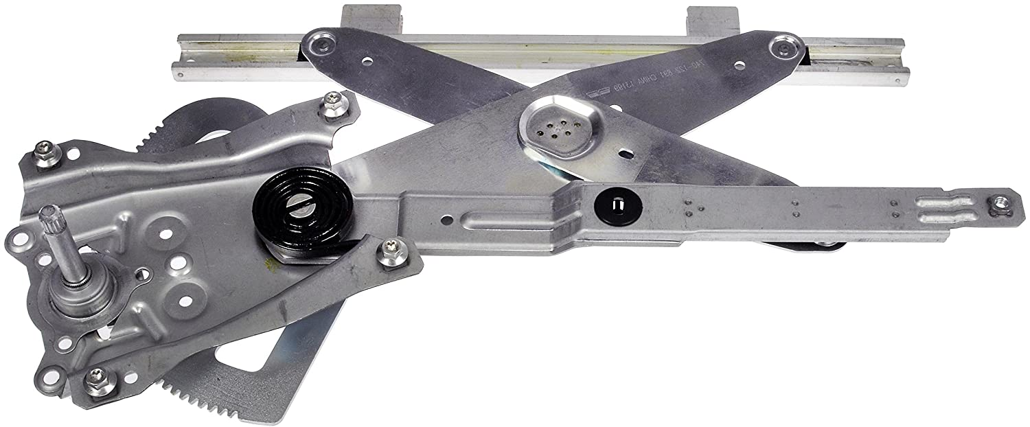 Amazon.com: Dorman 740-122 Front Driver Side Replacement Manual Window  Regulator for Saturn SL/SW: Automotive