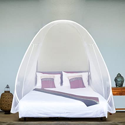 Amazoncom Even Naturals Pop Up Mosquito Net Tent Gift Large For
