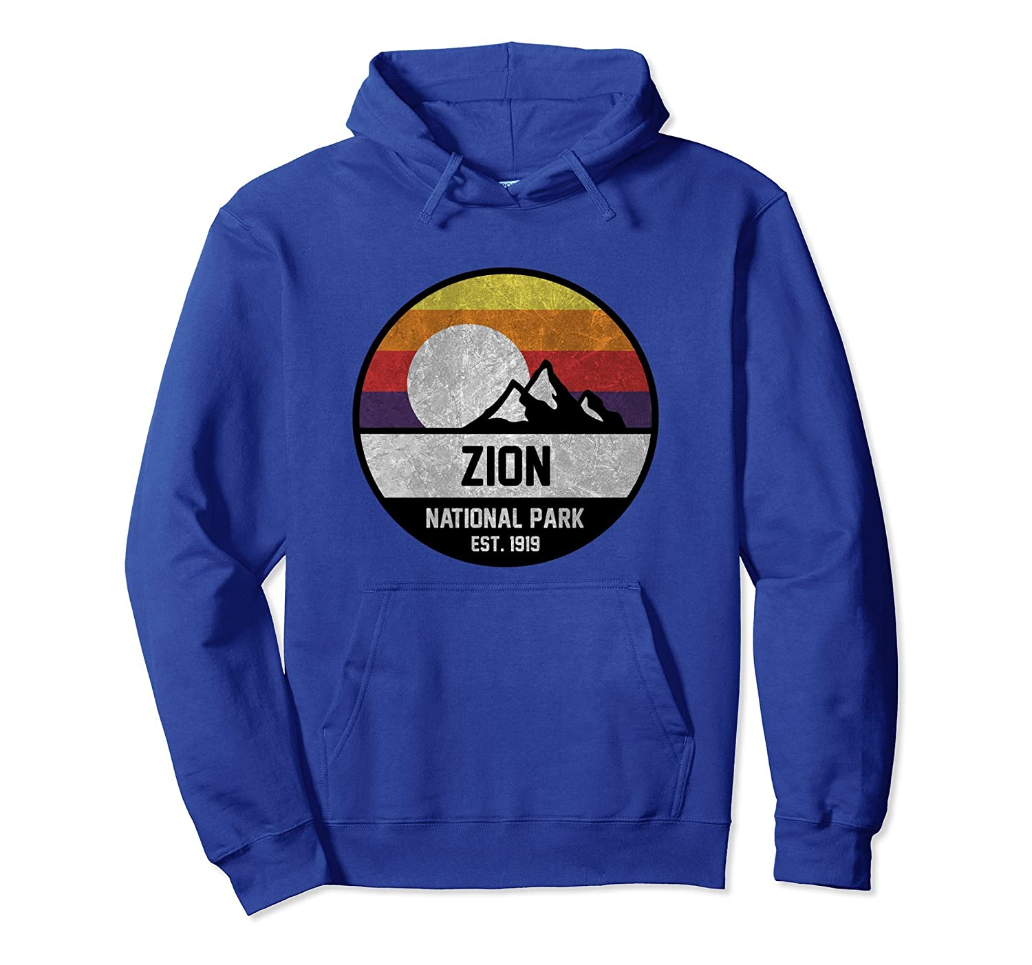 Zion National Park Hoodies-fa