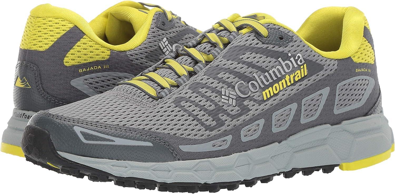 Columbia Bajada III, Zapatillas de Running para Asfalto para Hombre: Amazon.es: Zapatos y complementos