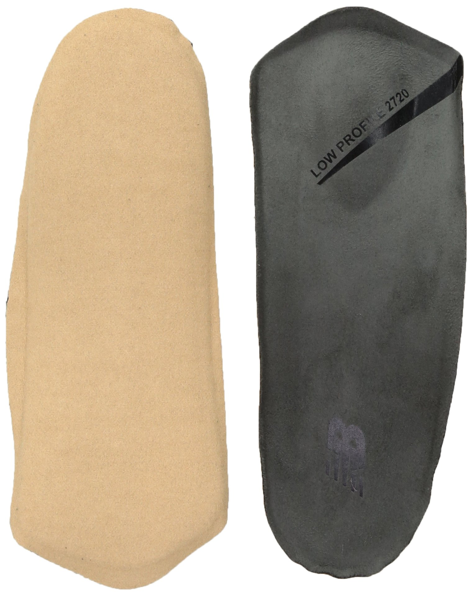 8054193e4e4c9 New Balance Insoles 2720 3/4 Low Profile with Med Pad Shoe Insoles grey  Medium/M 10-11 D US