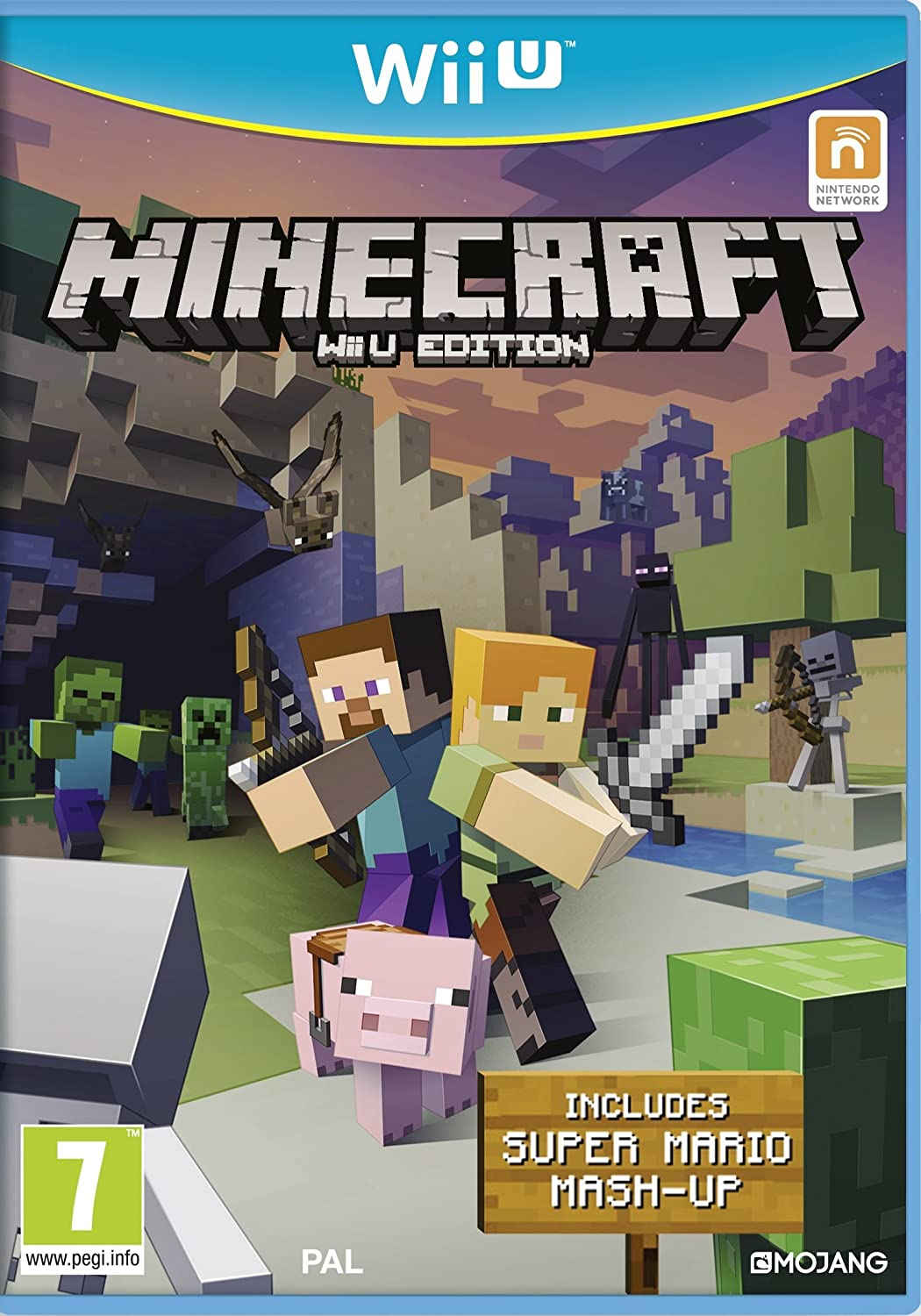 Minecraft For PCMac PC Code No DRM Amazoncouk PC Video Games - Minecraft pc spiele kaufen