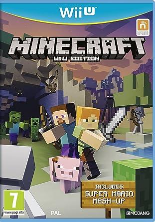 Minecraft Edition Nintendo Wii U Amazon Co Uk Pc Video Games