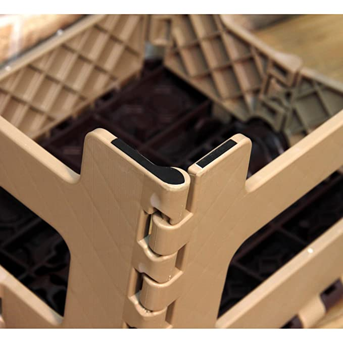 Amazon.com: Azumaya blc-311, fkf-621 taburete plegable ...
