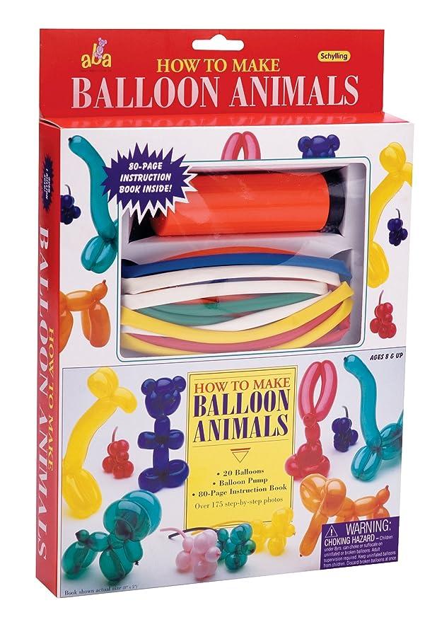 Balloon Animal Kit Amazon Toys Games