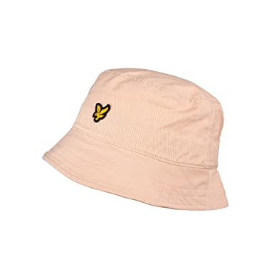 318b5f57bed Lyle and Scott Vintage Cotton Twill Bucket Hat One Dust Pnk at Amazon Men s  Clothing store