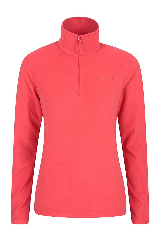 Mountain Warehouse Camber Womens Fleece Jacket - Warm Winter Sweater