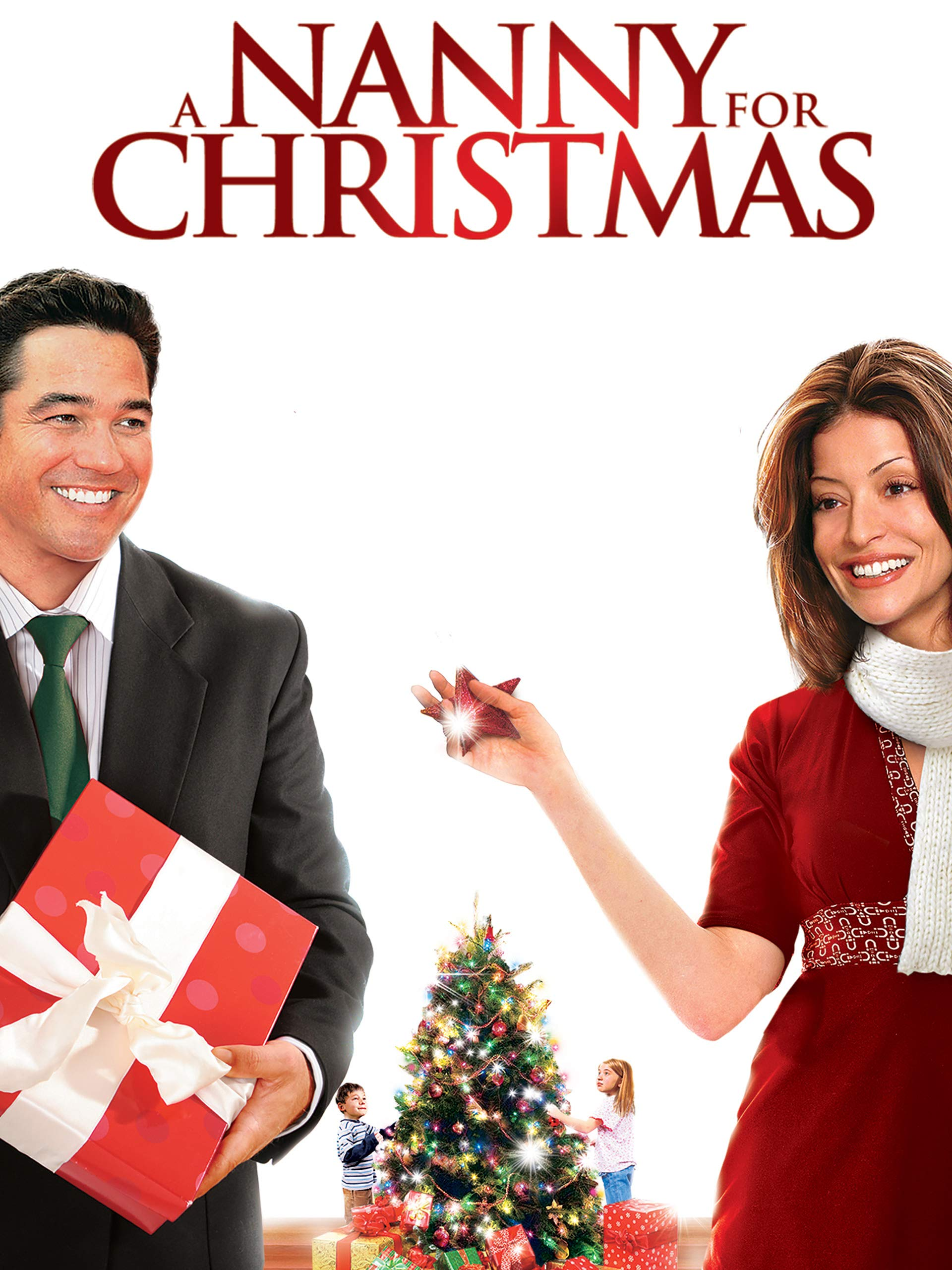 Amazon.com: A Nanny for Christmas [Español]: Dean Cain, Emmanuelle ...