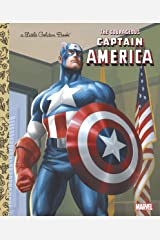 The Courageous Captain America (Marvel: Captain America) (Little Golden Book) Kindle Edition
