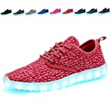 Amazon Price History for:TcIFE Kids LED Light Up Shoes Flashing Sneakers For Girls Boys