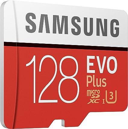 Samsung Evo Plus Micro Sdxc 128gb Bis Zu 100mb Computer Zubehör