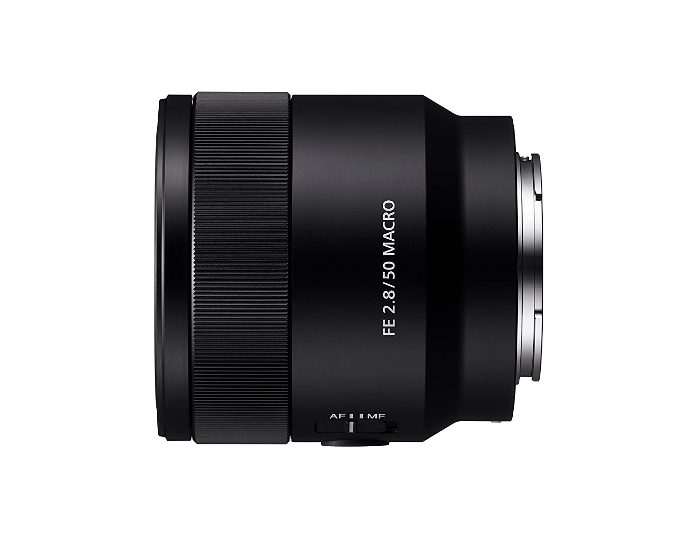 Sony SELM SYX Lente prime macro montura E de mm F