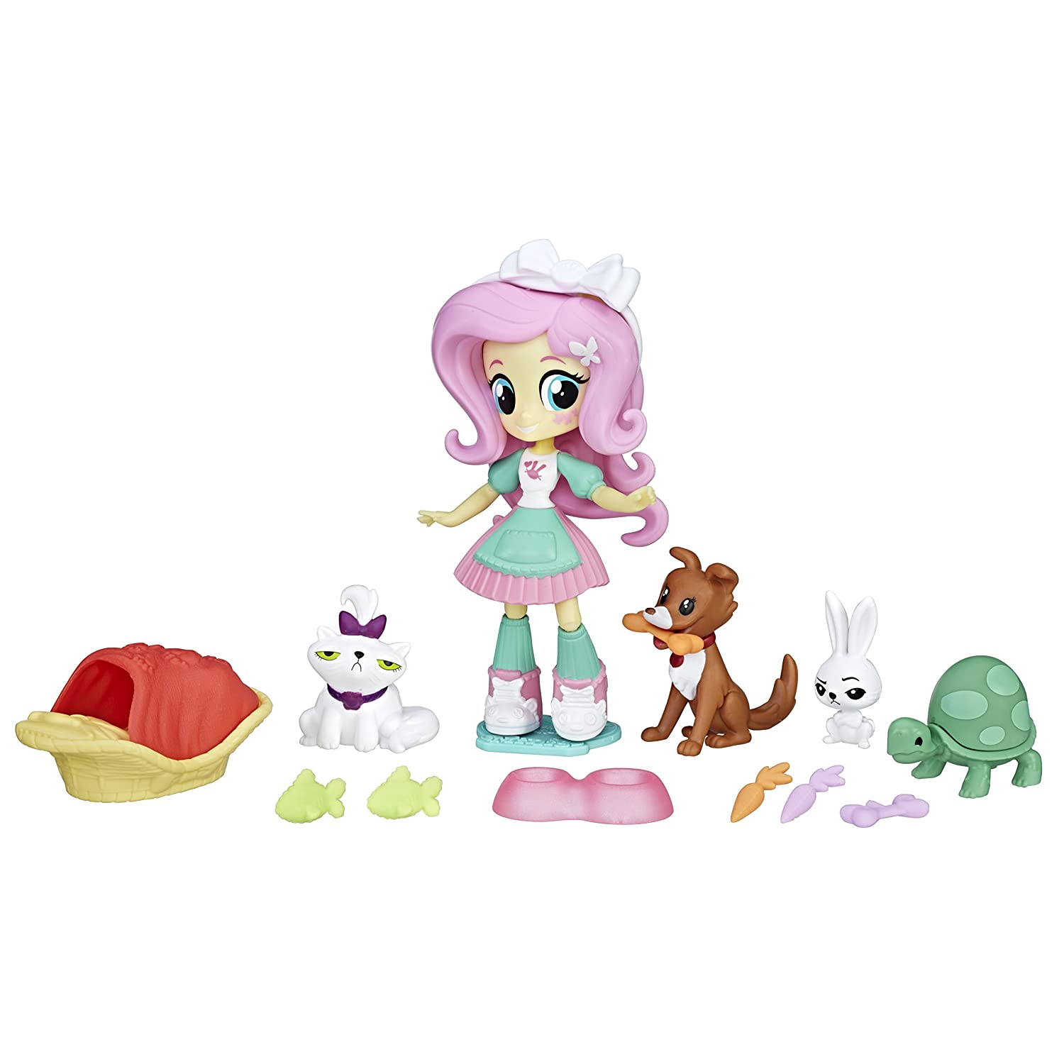 My Little Pony - B9495 - Equestria Girls La Clinique Veterinaire De Fluttershy Hasbro B9495ES0