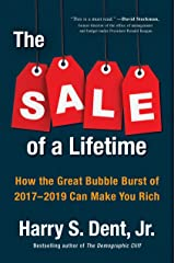 The Sale of a Lifetime: How the Great Bubble Burst of 2017-2019 Can Make You Rich Hardcover