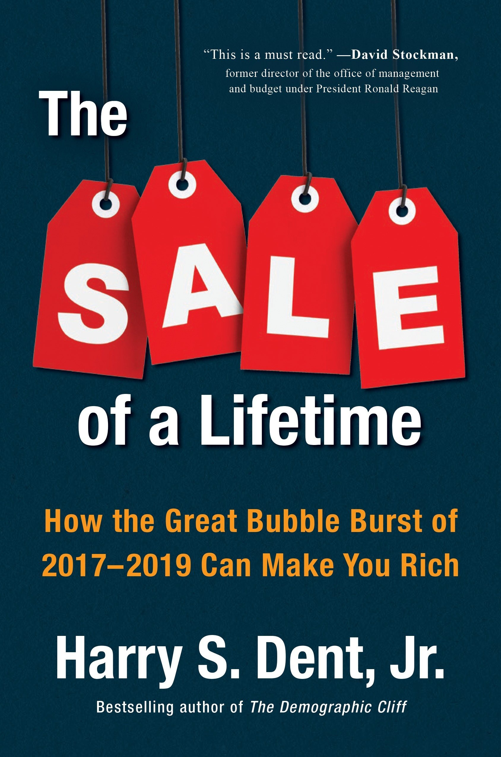 The Sale of a Lifetime: How the Great Bubble Burst of 2017-2019 Can Make You Rich PDF