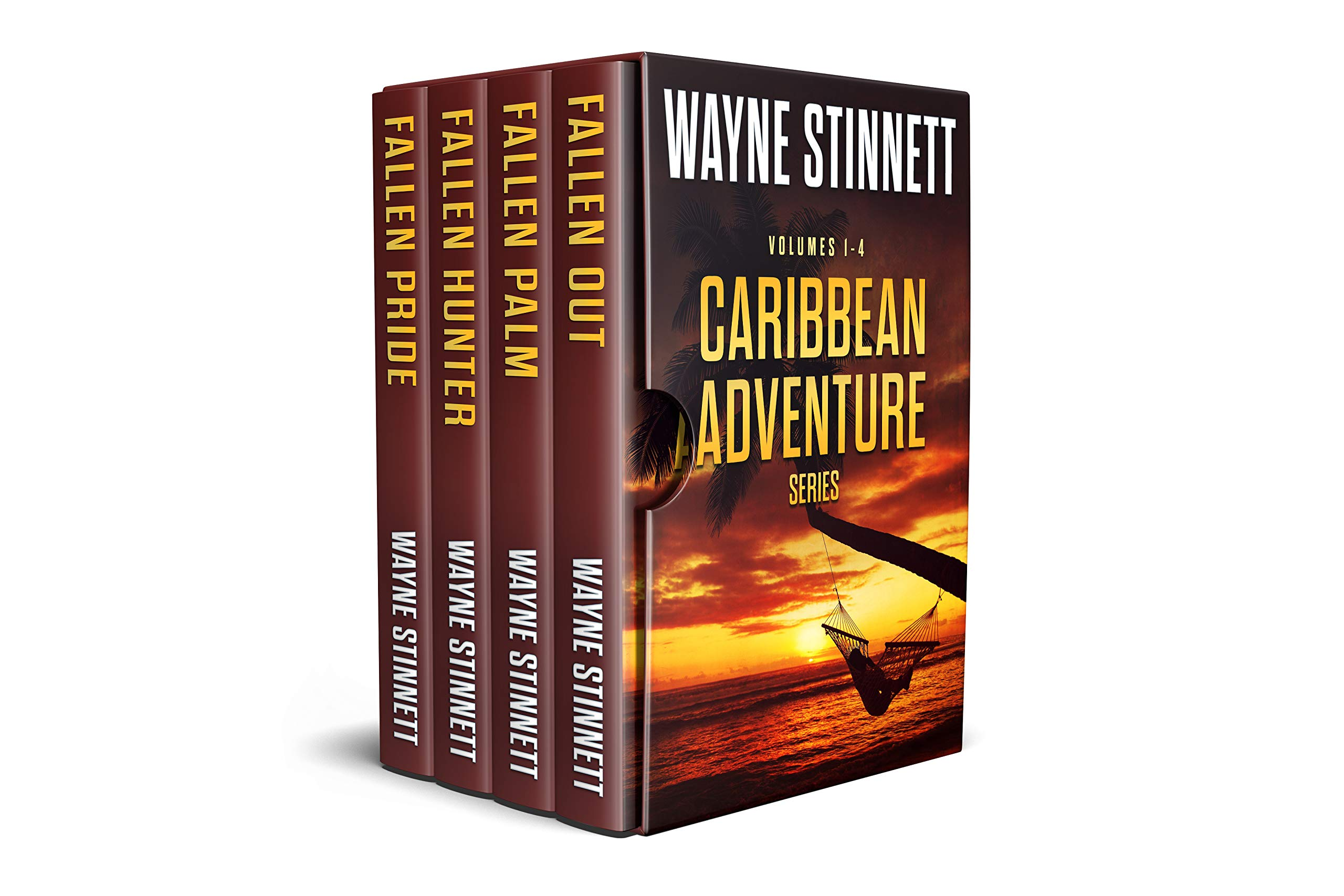 Caribbean Adventure Series, Books 1-4: A Jesse McDermitt Bundle por Wayne Stinnett