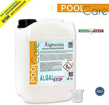 POOL CARE Algal Stop 5 L – antialga Concentrado no schiumogeno + ...