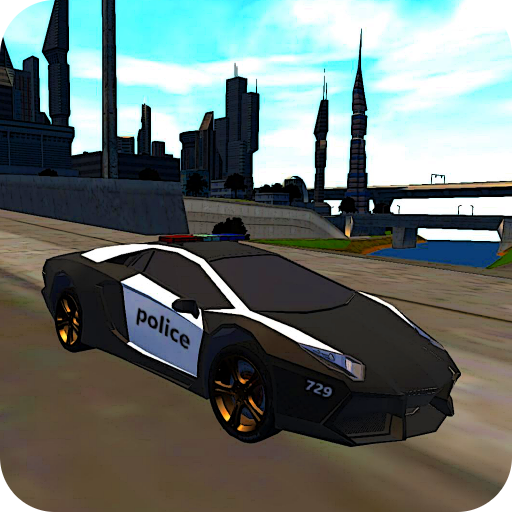 Police Car Driving Simulator 2017