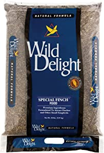 Wild Delight Special Finch Food, 20lb