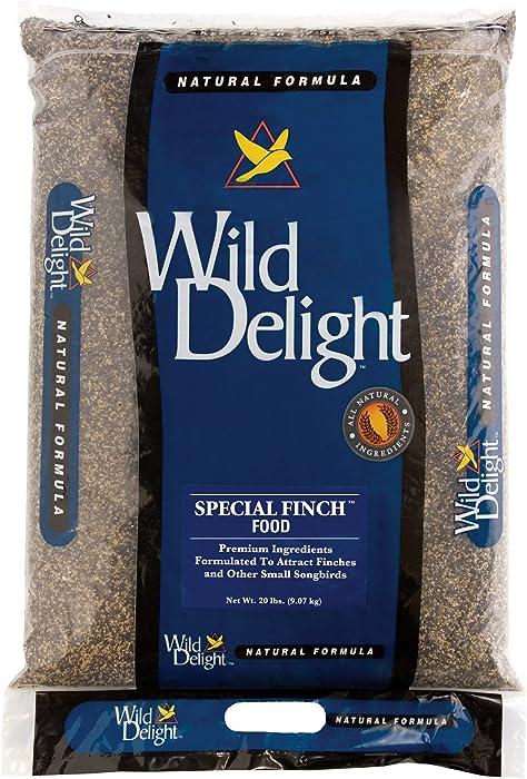 Wild Delight Special Finch Food, 20lb