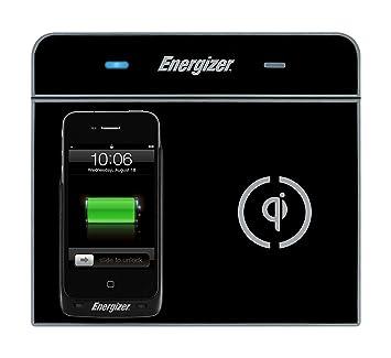 Energizer Qi - Cargador de inducción: Amazon.es: Electrónica