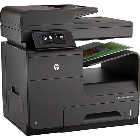 HP Officejet Pro X576dw - Impresora multifunción de tinta B/N 70 ...