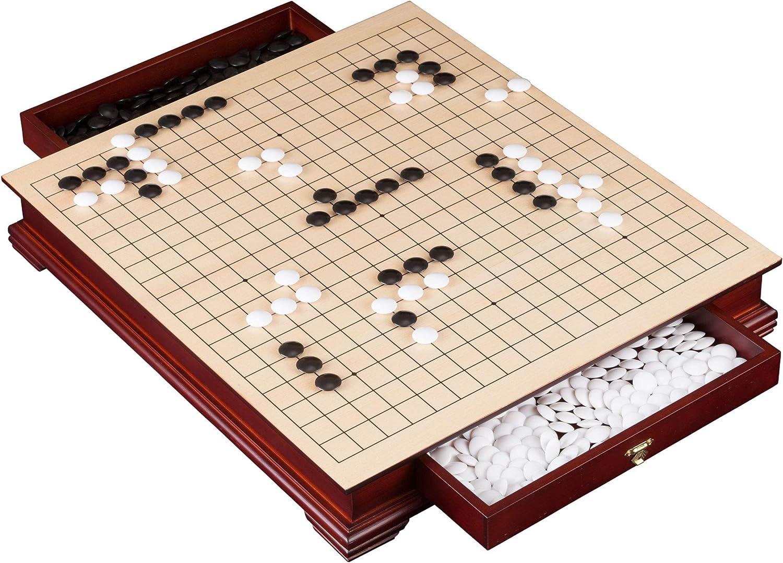 Philos 3227 Puzzle Games Go & Go Bang, Mesa, Multicolor alfonbrilla para ratón: Amazon.es: Juguetes y juegos
