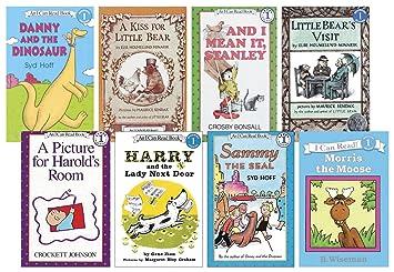 Buy Harper Collins I Can Read Book Set Level 1 Online At