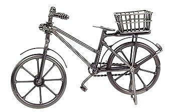 Deko Fahrrad Mit Korb Geldgeschenk Amazon De Garten