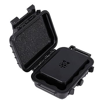 Waterproof Travel Storage Box For Raspberry Pi 3 Cases   Protective Storage  Cover For Raspberry Pi
