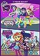 My Little Pony - Equestria Girls - Rainbow Rocks And Friendship Games (2 Dvd) [Edizione: Regno Unito] [Import italien]
