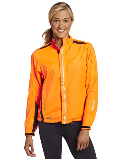 Amazon.com  Saucony Women s Sonic HDX Vizipro Jacket (Vizipro Orange ... 9033cfbf7