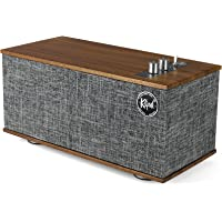 Deals on Klipsch Heritage Wireless The One II Tabletop Stereo Walnut